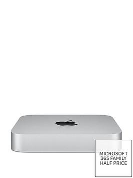 apple-mac-mini-m1-2020nbspwith-8-core-cpu-and-8-core-gpu-256gb-storage-with-optionalnbspmicrosoft-365-familynbsp1-yearnbsp--silver
