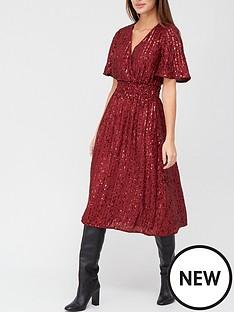 v-by-very-wrap-sequin-midi-dress-burgundy