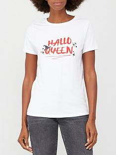 v-by-very-hallo-queen-graphic-t-shirt-white