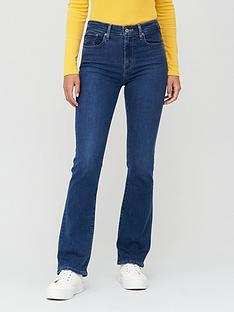levis-725-high-rise-bootcut-jeansnbsp--blue