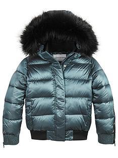 calvin-klein-jeans-girls-shadow-metallic-faux-fur-hooded-jacket-gem-blue