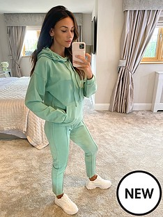 michelle-keegan-seam-front-joggers-co-ord-green