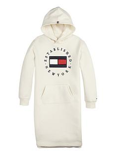 tommy-hilfiger-girls-heritage-logo-hoodie-dress-ivory
