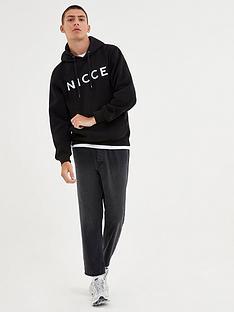 nicce-original-logo-hood-black