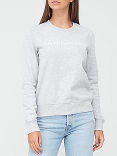 calvin-klein-jeans-institutional-sweat-top-grey-marl