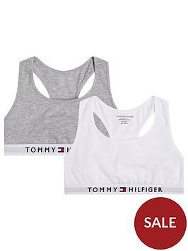 tommy-hilfiger-girls-2-pack-bralette-grey-white