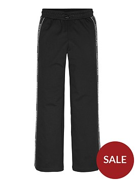 calvin-klein-jeans-girls-logo-side-tape-pant-black