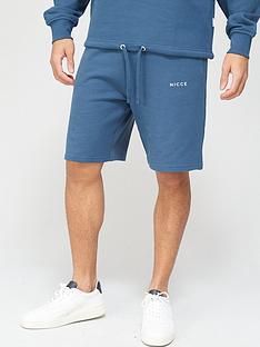 nicce-bocore-jog-shorts-tealnbsp