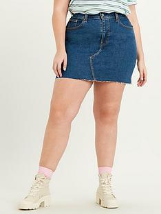 levis-plus-deconstructed-skirt-blue