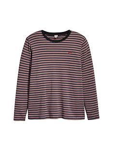 levis-plus-long-sleeve-baby-t-shirtnbsp--black