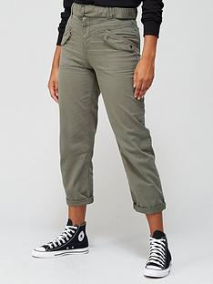 v-by-very-belted-thigh-pocket-cargo-trouser-khaki