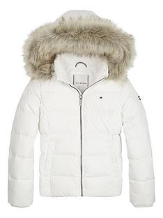 tommy-hilfiger-girls-essential-down-faux-fur-trim-hooded-coat-white