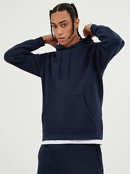 nicce-mercury-hoodie-navy
