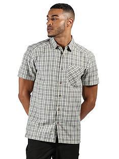 regatta-mindano-short-sleeve-shirt-grey