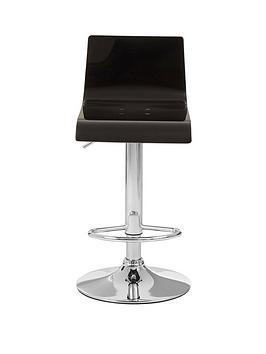premier-housewares-baina-bar-stool--blacksilver