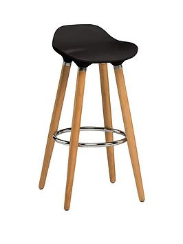 premier-housewares-stockholm-bar-stool--black