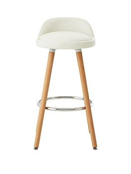 premier-housewares-normann-bar-stool--white