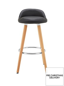 premier-housewares-normann-bar-stool--black