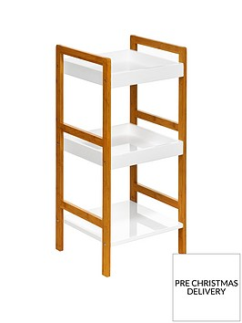 premier-housewares-nostra-3-tier-shelf-unit