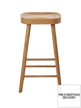 premier-housewares-lyon-oak-bar-stool