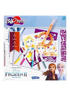 john-adams-disney-frozen-ii-blopens-activity-set