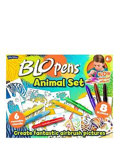 john-adams-blo-pens-activity-set-animals
