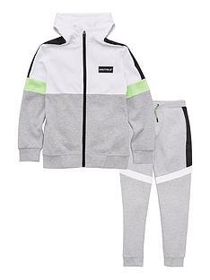v-by-very-boys-zip-through-colour-block-jog-set-white-grey