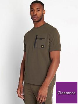 lyle-scott-casuals-pocket-t-shirt-khaki