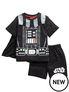 star-wars-boys-star-wars-novelty-shortie-pjs-black