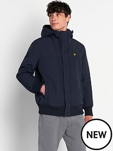 lyle-scott-quilted-bomber-jacket