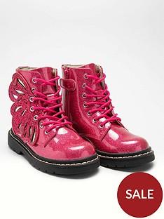 lelli-kelly-girlsnbspglitter-fairy-wings-ankle-boot-pink-glitter