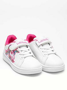 lelli-kelly-girlsnbspbonnie-unicorn-trainer-white