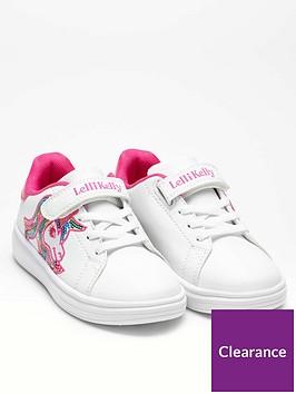lelli-kelly-girlsnbspbonnie-unicorn-trainer-white