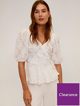 mango-floral-embroidered-wrap-blouse-natural