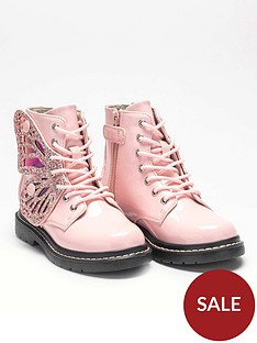 lelli-kelly-girlsnbspfairy-wings-ankle-boot-pink-patent