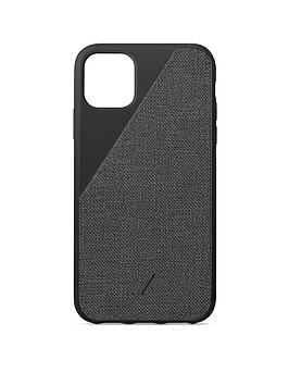 native-union-nu-clic-canvas-for-iphone-11-pro-max-black