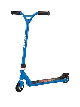 razor-beast-scooter-blue