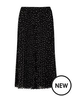 monsoon-pleated-spot-sustainble-trouser-black