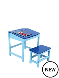 premier-housewares-kids-desk-and-stool-set--blue