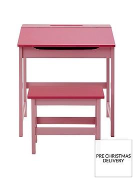 premier-housewares-kids-desk-and-stool-set--pink