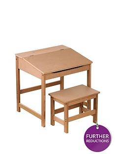 premier-housewares-kids-desk-and-stool-set--natural