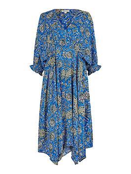 monsoon-paisley-sustainable-hanky-hem-dress-blue