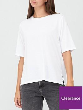v-by-very-stepped-hem-wide-sleeve-t-shirt-white