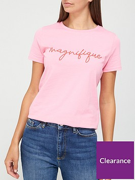 v-by-very-magnifique-t-shirt-pink