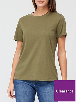 v-by-very-the-basic-crew-neck-t-shirt-khaki