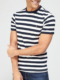 farah-belgrove-stripe-t-shirt-ecrunbsp