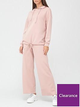 v-by-very-premium-oversized-hoodie-blush