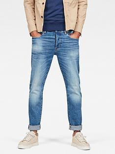 g-star-raw-g-star-3301-straight-in-authentic-faded-blue