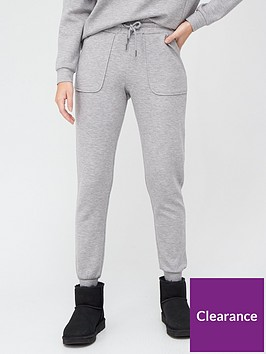 v-by-very-premium-slim-leg-jogger-grey-marl