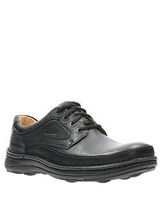 clarks-nature-three-leather-shoes-black